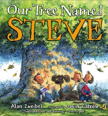 Our Tree Named Steve Cover Image