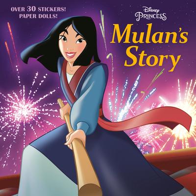 Mulan's Story (Disney Princess) (Pictureback(R)) Cover Image
