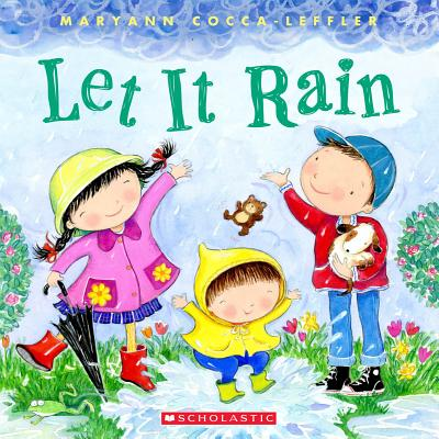 Let It Rain Cover Image