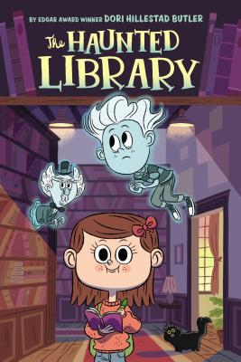 The Haunted Library #1 Cover Image