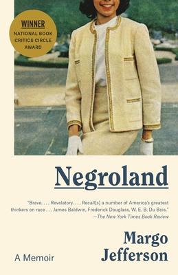 Negroland: A Memoir Cover Image