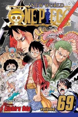 One Piece, Volume 69 Cover