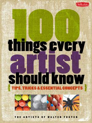100 Things Every Artist Should Know Cover