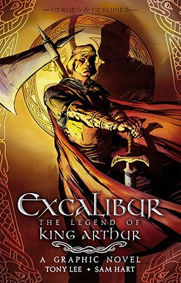 Excalibur: The Legend of King Arthur Cover Image