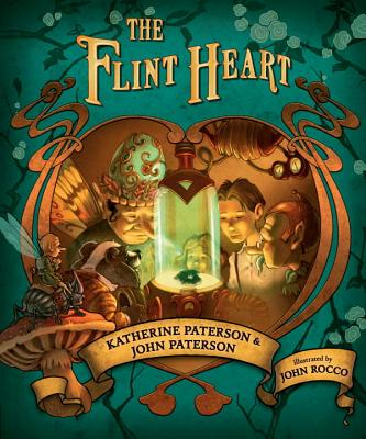 The Flint Heart Cover
