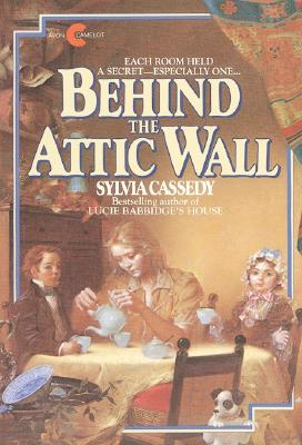 Behind the Attic Wall Cover