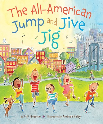 The All-American Jump and Jive Jig Cover