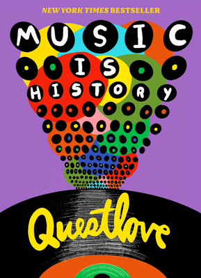 Music Is History Cover Image