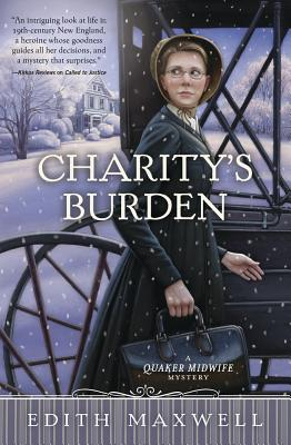 Charity's Burden (Quaker Midwife Mystery #4) Cover Image