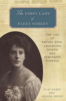 The First Lady of Fleet Street Cover