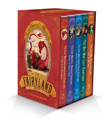 The Fairyland Boxed Set Cover Image