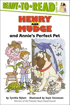 Henry and Mudge and Annie's Perfect Pet (Henry & Mudge) Cover Image