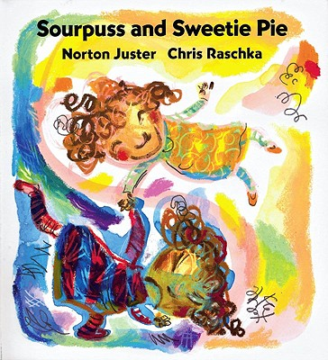 Sourpuss and Sweetie Pie Cover