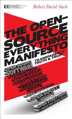 The Open-Source Everything Manifesto Cover