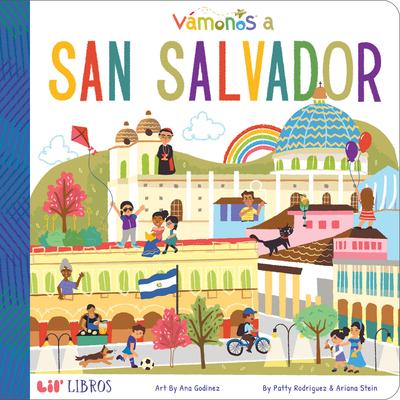 Vámonos: San Salvador Cover Image