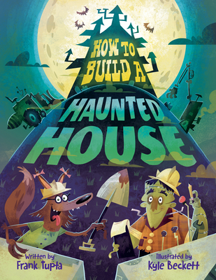 Cover for How to Build a Haunted House