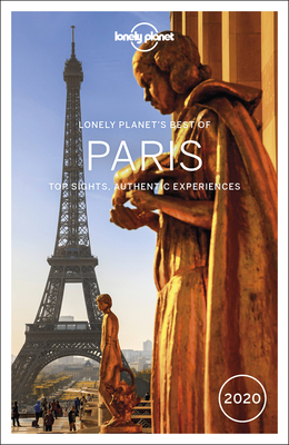 Lonely Planet Best of Paris 2020 4 (Travel Guide) Cover Image