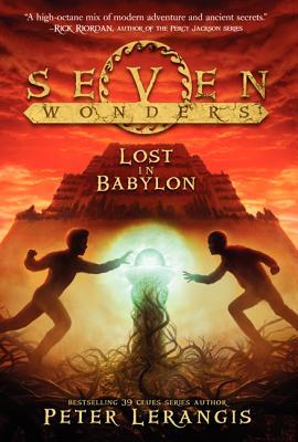 Lost in Babylon Cover