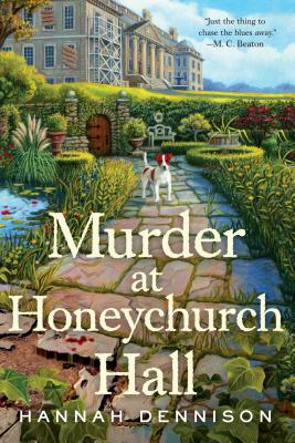 Cover for Murder at Honeychurch Hall