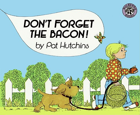 Don't Forget the Bacon! Cover