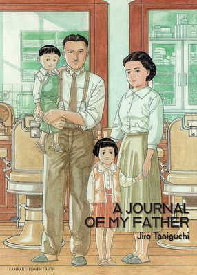 A Journal Of My Father Cover Image