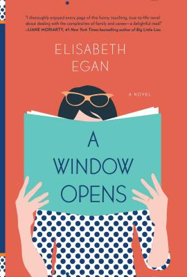 A Window Opens Cover