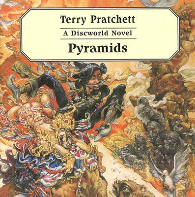 Pyramids (Discworld Novels (Audio)) Cover Image
