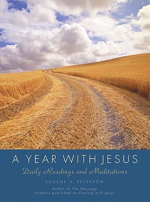 A Year with Jesus: Daily Readings and Meditations Cover Image