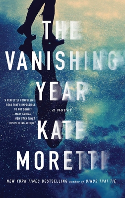 Cover for The Vanishing Year