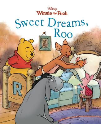 Winnie the Pooh Sweet Dreams, Roo Cover Image