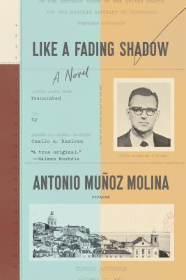 Like a Fading Shadow: A Novel Cover Image