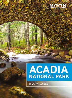 Moon Acadia National Park (Travel Guide) Cover Image