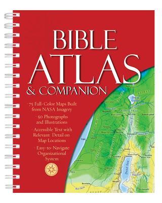 Bible Atlas & Companion Cover Image