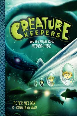 Creature Keepers and the Hijacked Hydro-Hide Cover Image