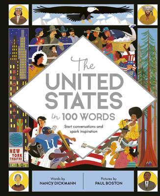 The United States in 100 Words (In a Nutshell) Cover Image