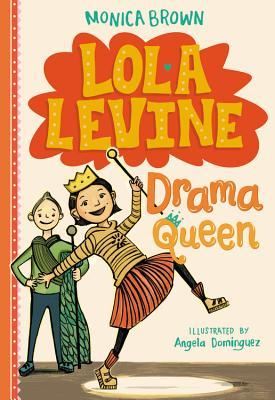 Lola Levine: Drama Queen Cover Image