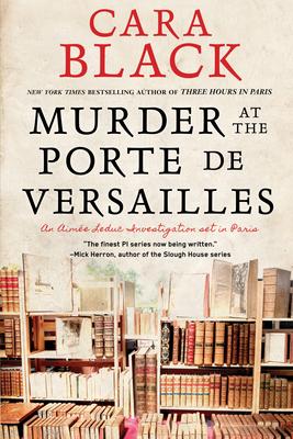 Murder at the Porte de Versailles (An Aimée Leduc Investigation #20) Cover Image