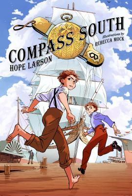 Compass South by Hope Larson