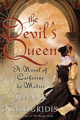 The Devil's Queen Cover
