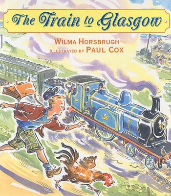 The Train to Glasgow Cover