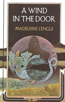 A Wind in the Door (A Wrinkle in Time Quintet #2) Cover Image