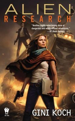 Alien Research (Alien Novels #8) Cover Image