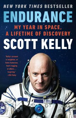 Endurance: My Year in Space, A Lifetime of Discovery Cover Image