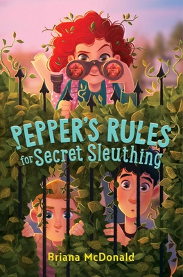 Pepper's Rules for Secret Sleuthing Cover Image