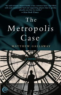The Metropolis Case Cover