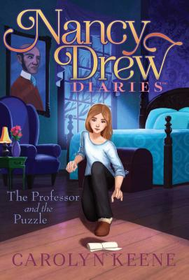 The Professor and the Puzzle (Nancy Drew Diaries #15) Cover Image