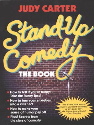 Stand-Up Comedy: The Book Cover Image