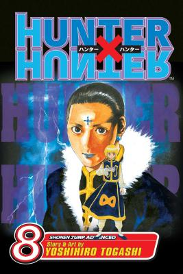 Hunter x Hunter, Vol. 8 Cover Image