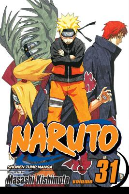 Naruto, Vol. 31 cover image