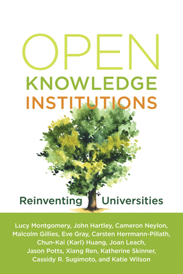 Cover for Open Knowledge Institutions